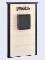 スマートF-ウォール ユニット門袖A型W08