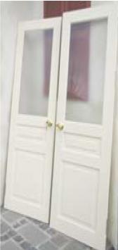 パーゴラ・ハウス ウッド・ドア