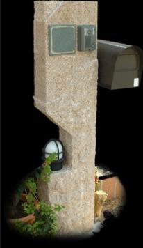 石門柱 D's-E01