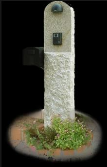 石門柱 D's-E04