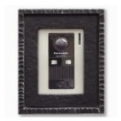鋳物コレクション インターホンカバー_A-11