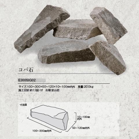 志賀石 コバ石
