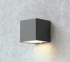 LEDライト ミニキューブ ブラック