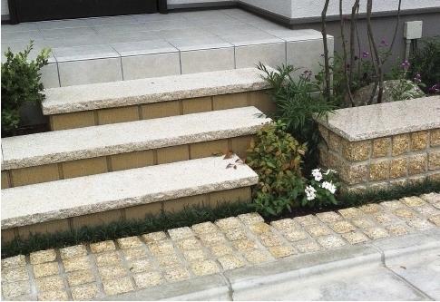 階段部:エッジストーン/スプリットエッジ 特注