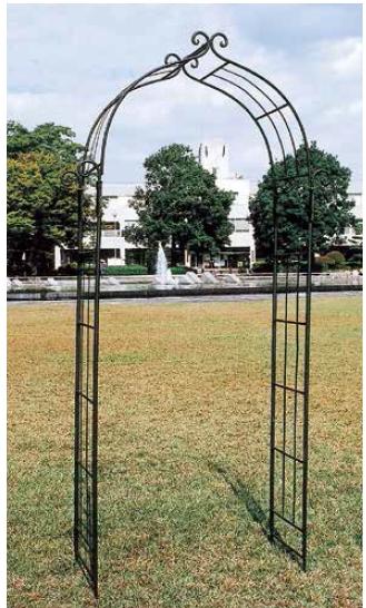 ガーデンアーチD型