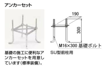 サイクルポートSU型
