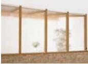 ココマ ガーデンルーム腰壁タイプ
