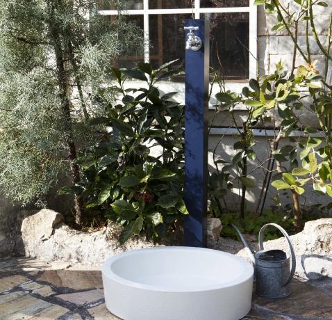 立水栓ユニット コロル