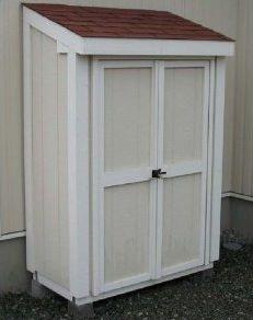 シンプルホーム 木造物置 チルコ