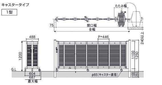 エクモアFG1型