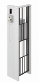 機能門柱 フィオーレ_8型 独立仕様
