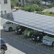 駐車場用架台