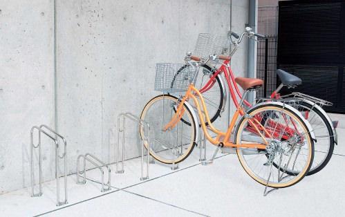サイクルラックS4型