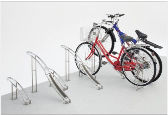 サイクルラックS2型