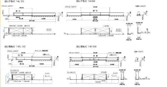 ユニットラインGA1型