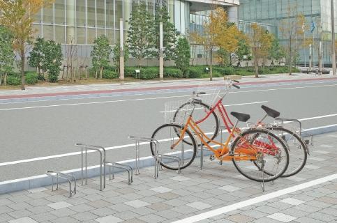 サイクルラック S5型