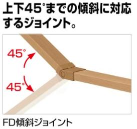 セイフティビーム FD型 壁付タイプ