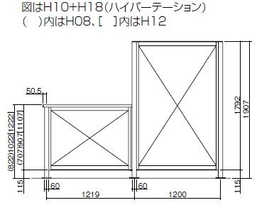 ハイパーフェンス6型