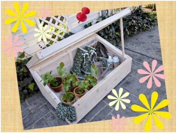 Eco'sWood 温室BOX
