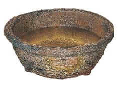 水鉢 荒土