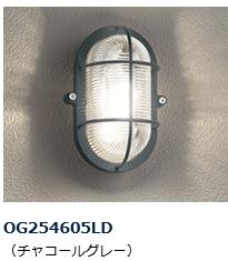 エクステリアライト OG254605LD