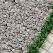自然石ユニストーン ミルストーン