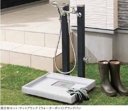 スプレスタンド60_混合栓セット / /