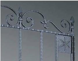 トラディシオン門扉3型