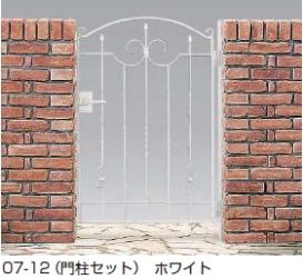 トラディシオン門扉1型 片開き