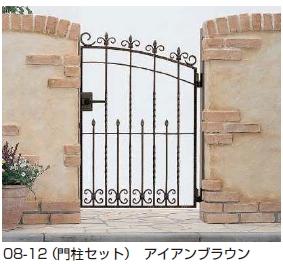 トラディシオン門扉2型 片開き
