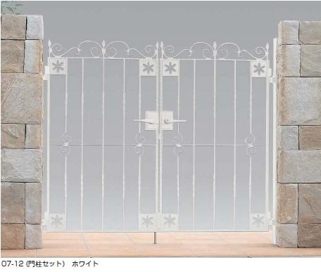 トラディシオン門扉3型 両開き